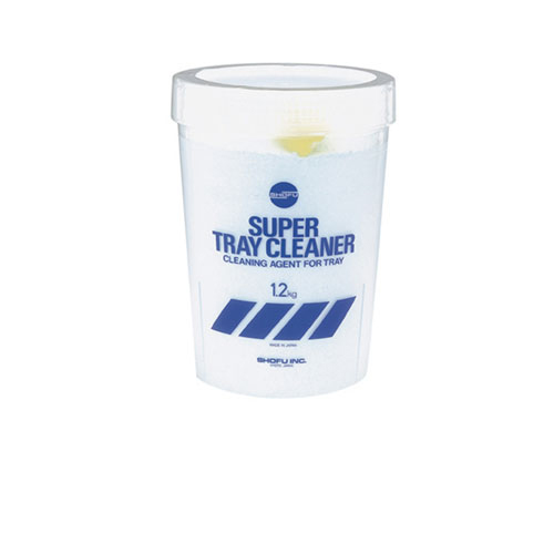 SUPER TRAY CLEANER 1.2㎏/1통